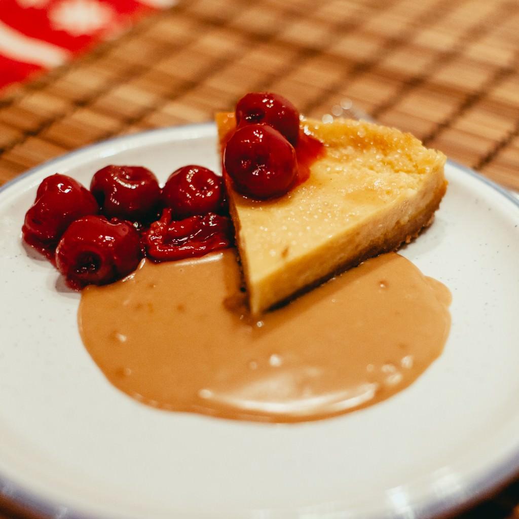 Spekulatius Cheesecake