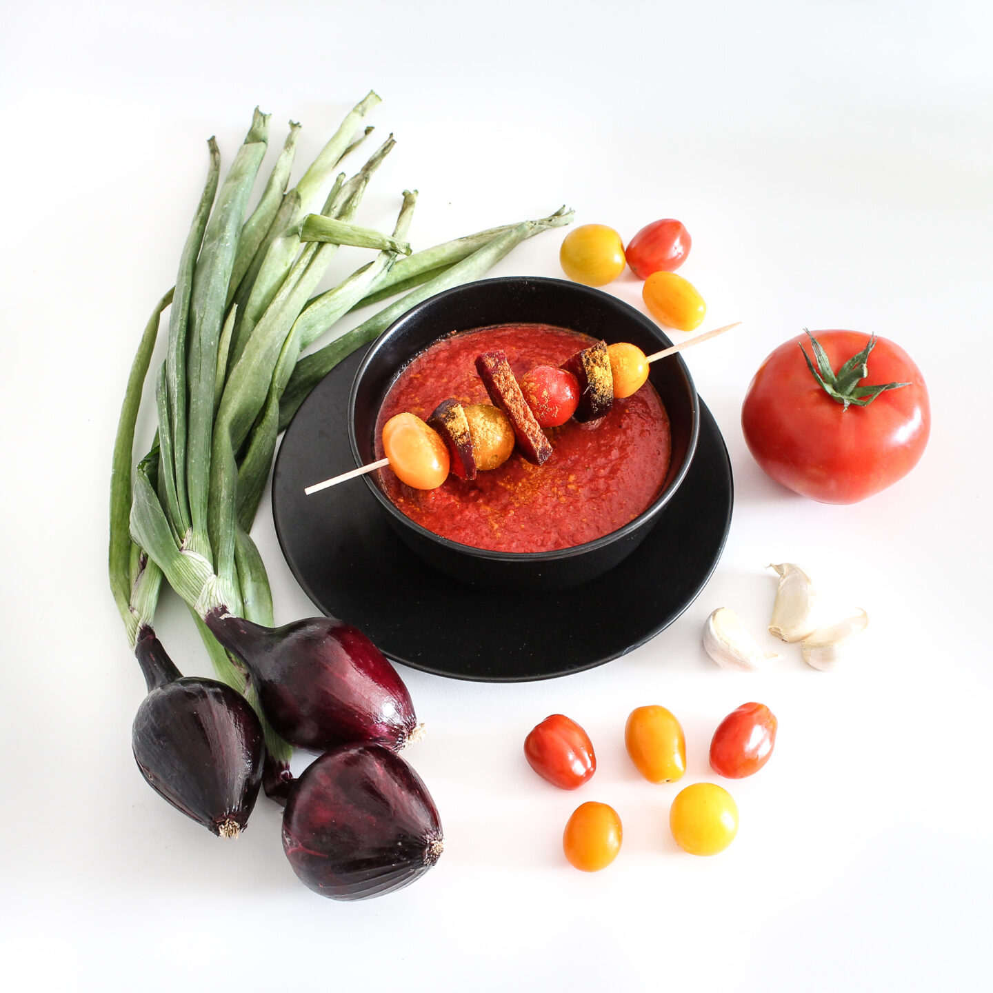 FroileinFux zeigt 5:1 – Rote Beete Gazpacho