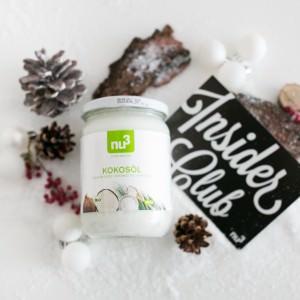 NU3 Bio-Kokosöl