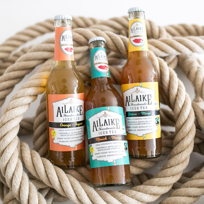 AiLaike – Handmade Icedtea
