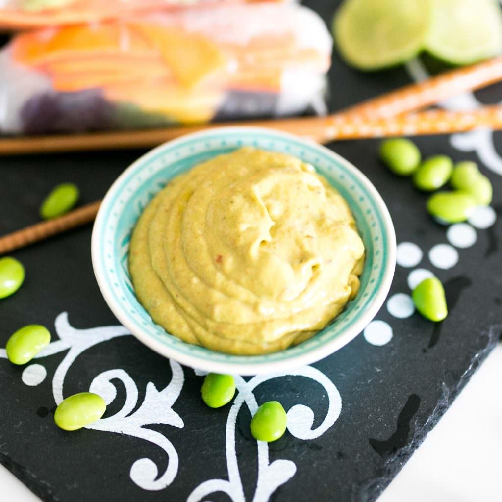 Matcha-Mango Dip