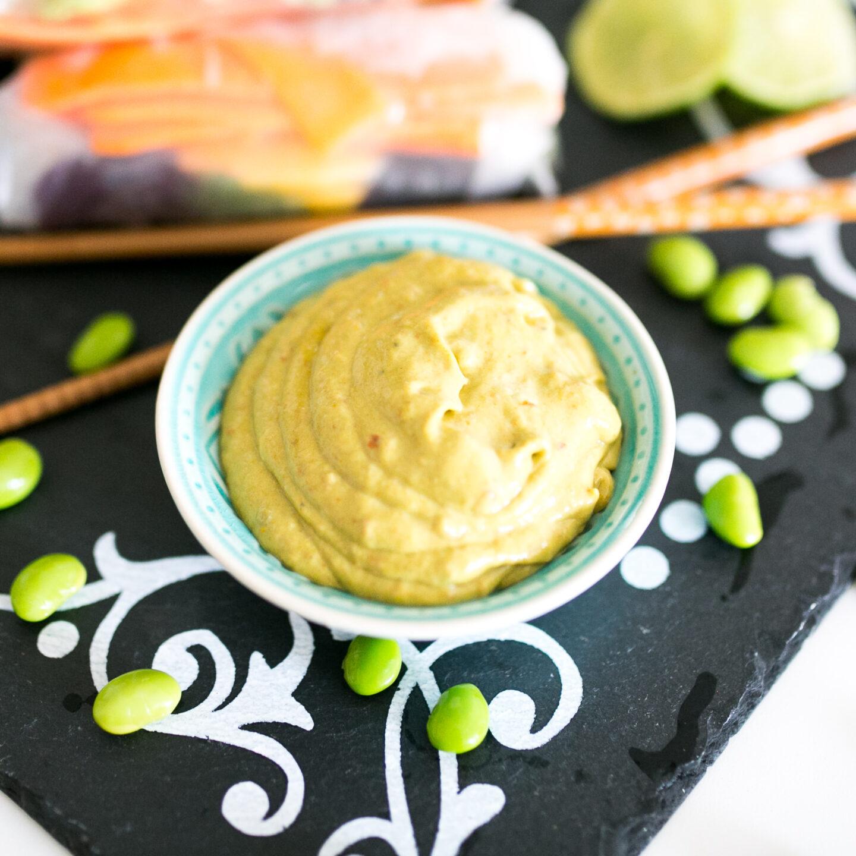 Froileinfux zeigt 5:1 – Mango-Matcha Dip