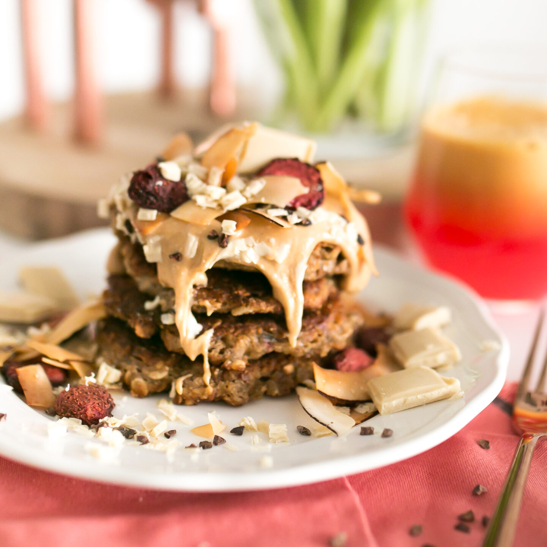 Müsli Pancakes