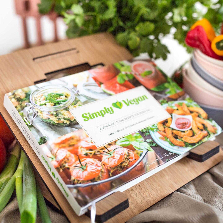 Simply Vegan – Das Kochbuch zum Blog