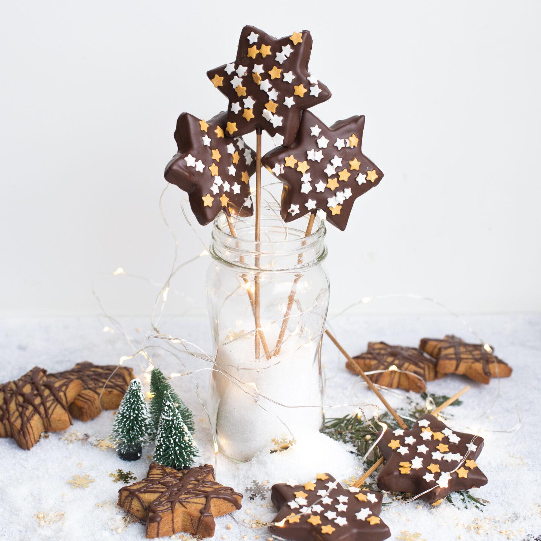 Kekse als Zauberstab