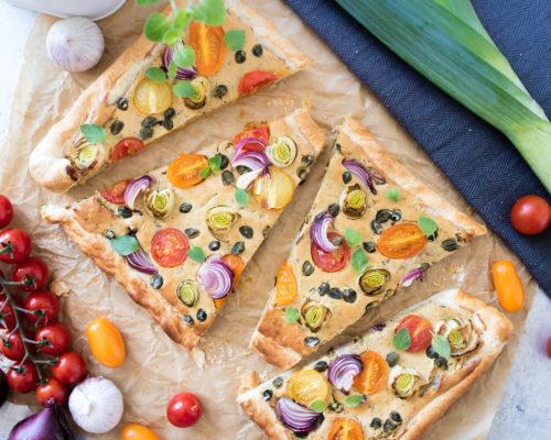 vegane tarte