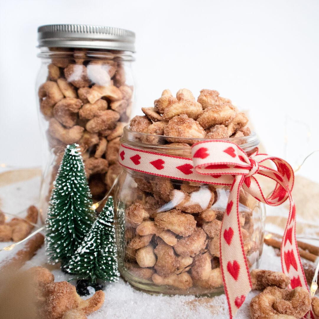 Geschenke aus der Küche: Gebrannte Cashewkerne - FroileinFux ...